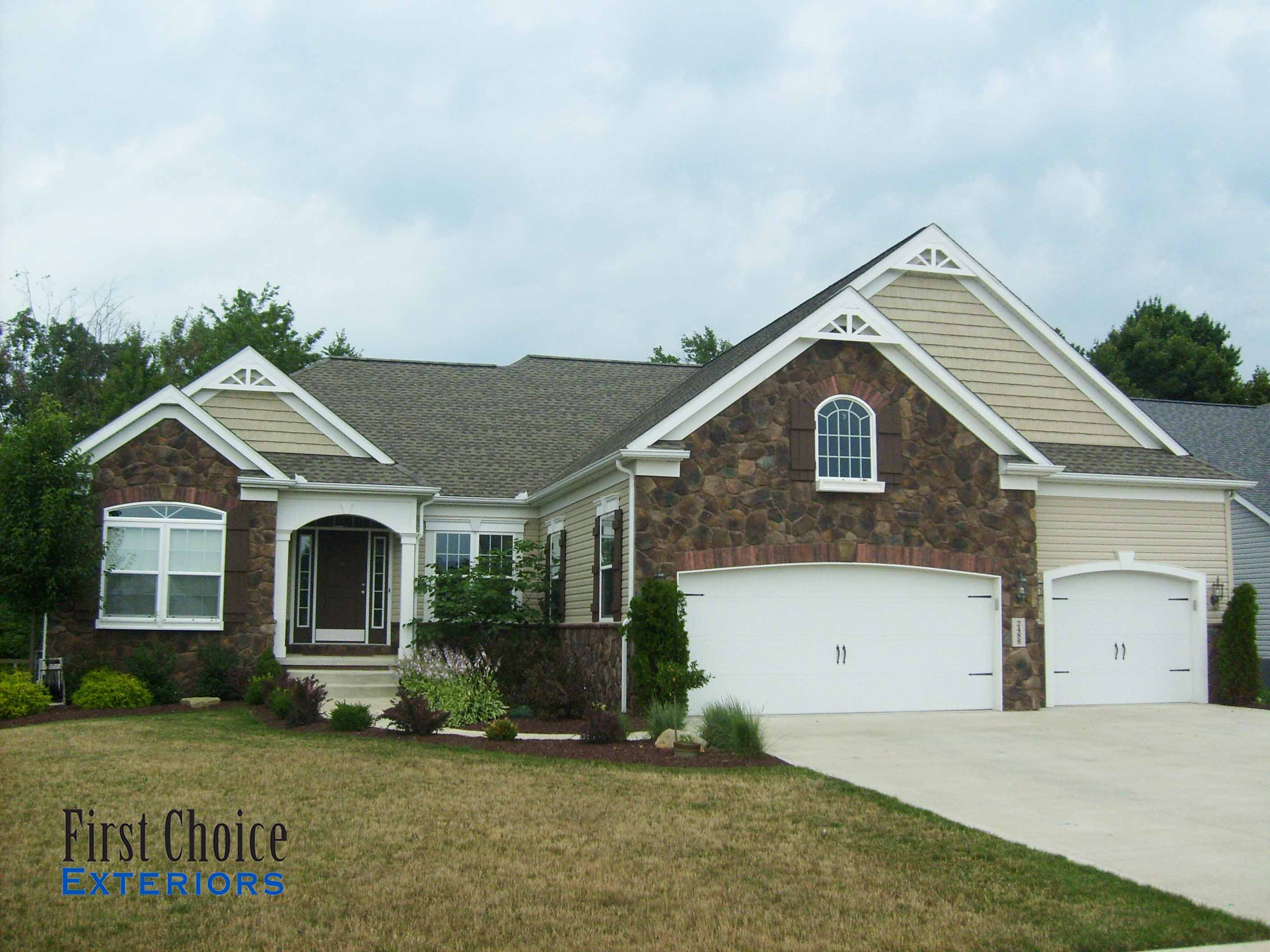 home first choice exteriors quality exterior products