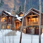 log-home-winter-retreat